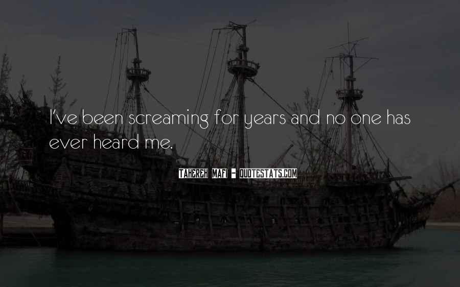 Tahereh Mafi Quotes #227249