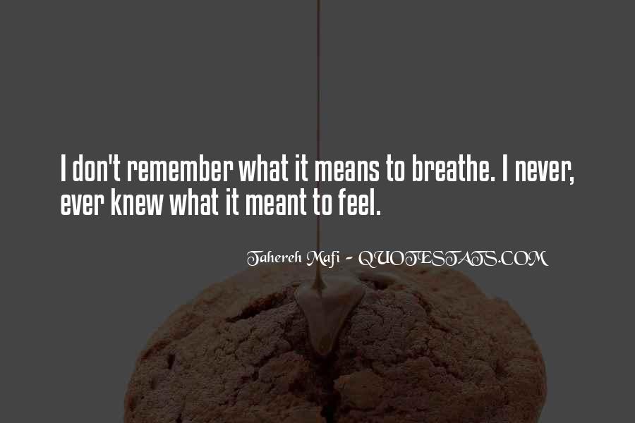 Tahereh Mafi Quotes #234635