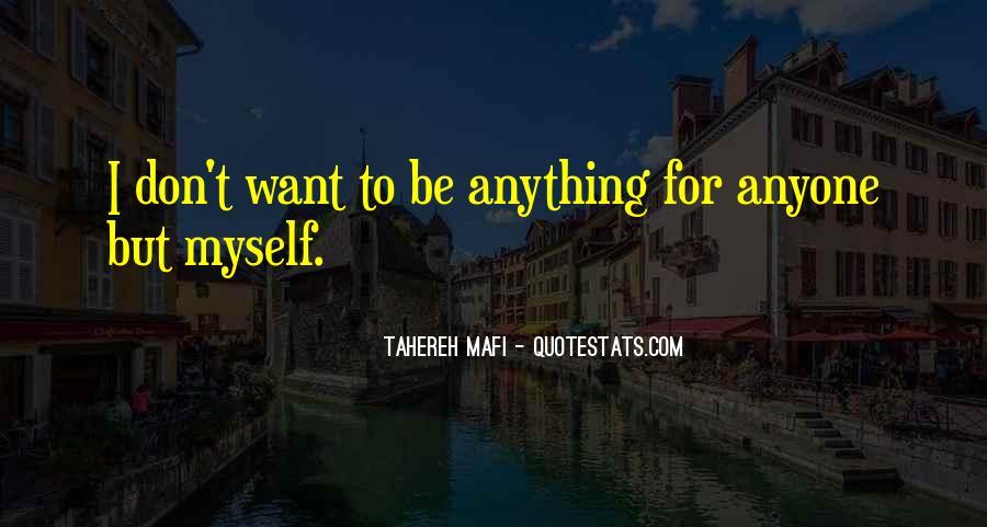 Tahereh Mafi Quotes #252248