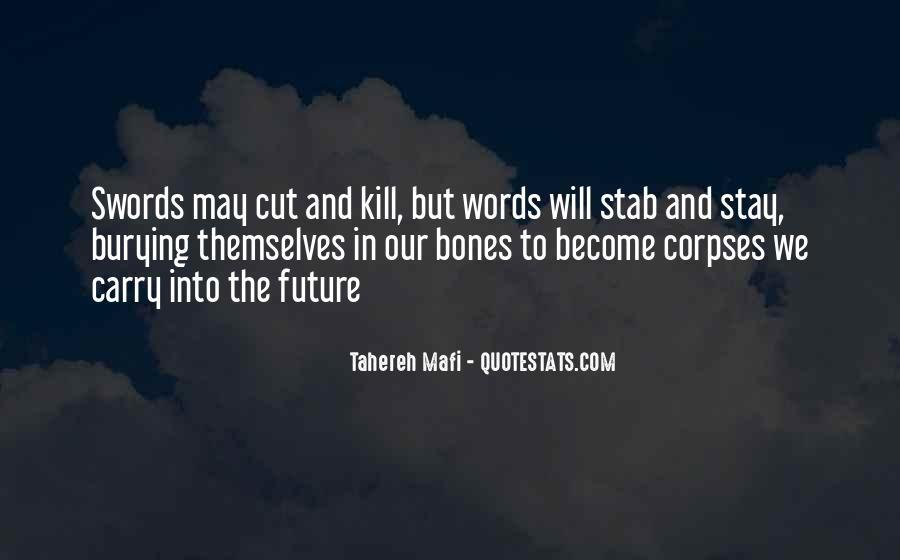 Tahereh Mafi Quotes #256897