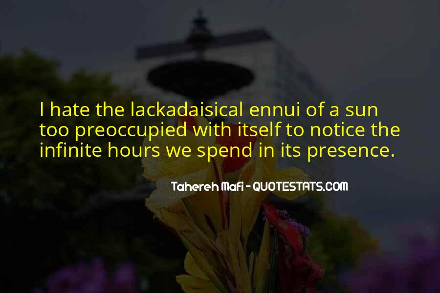 Tahereh Mafi Quotes #271182