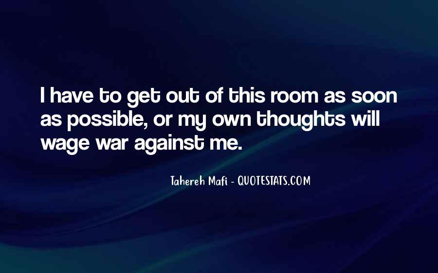 Tahereh Mafi Quotes #276487