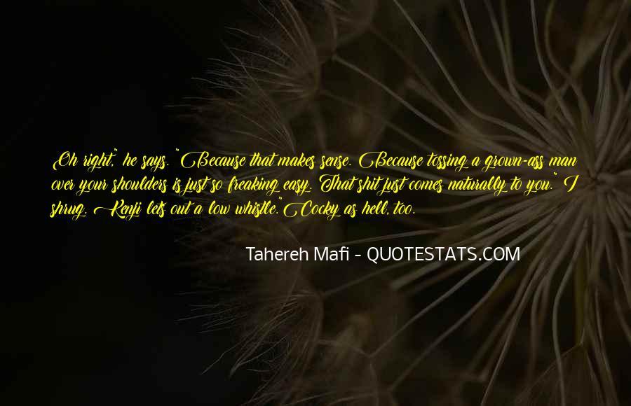 Tahereh Mafi Quotes #282368