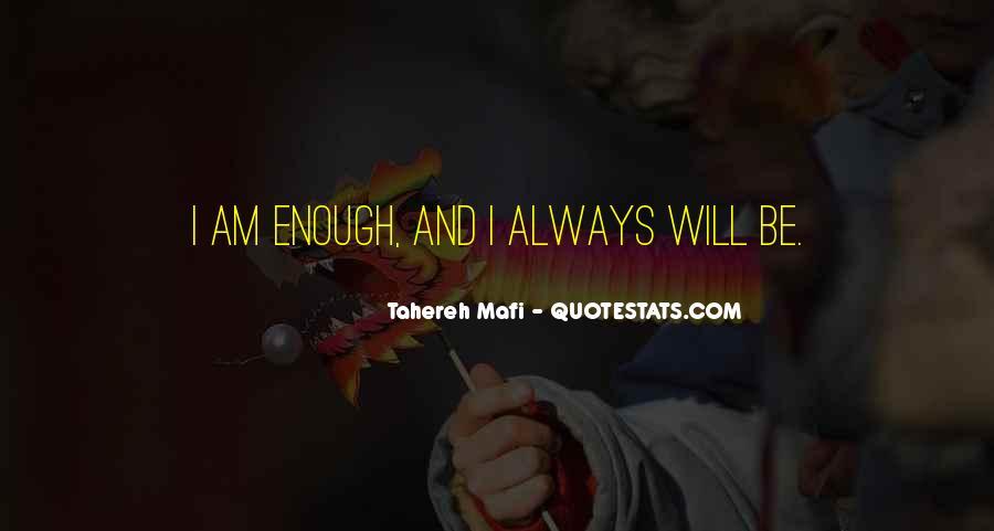 Tahereh Mafi Quotes #283664