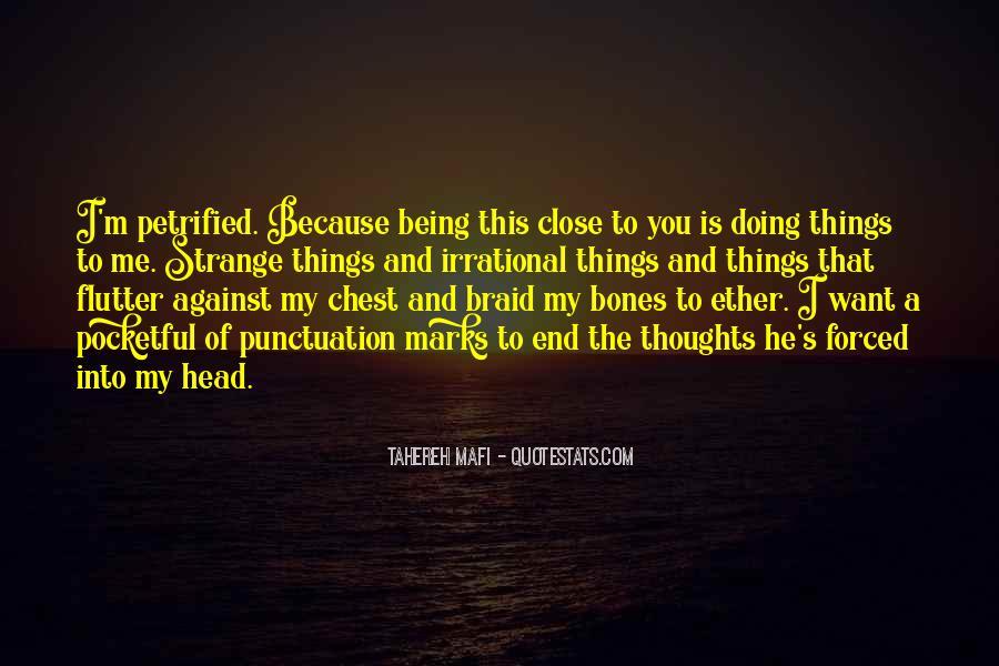 Tahereh Mafi Quotes #298038