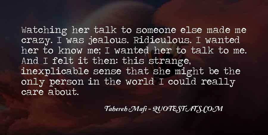 Tahereh Mafi Quotes #300777