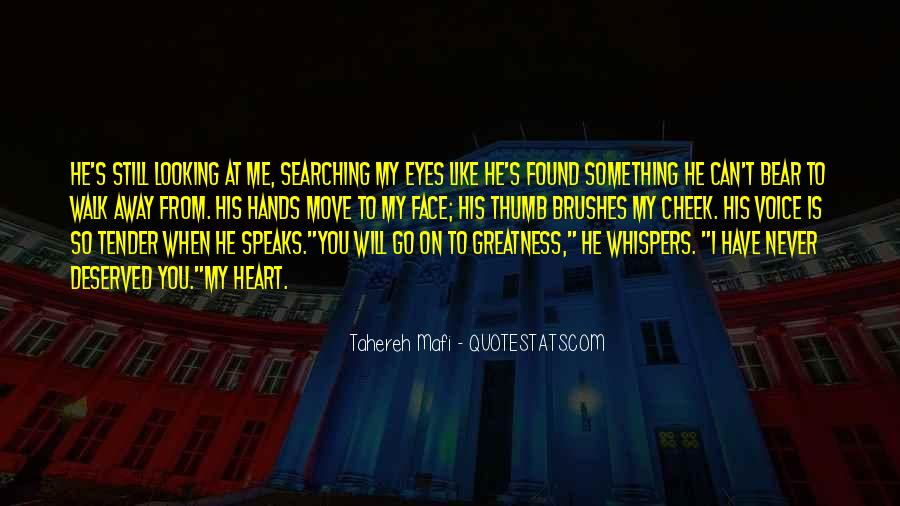 Tahereh Mafi Quotes #310298