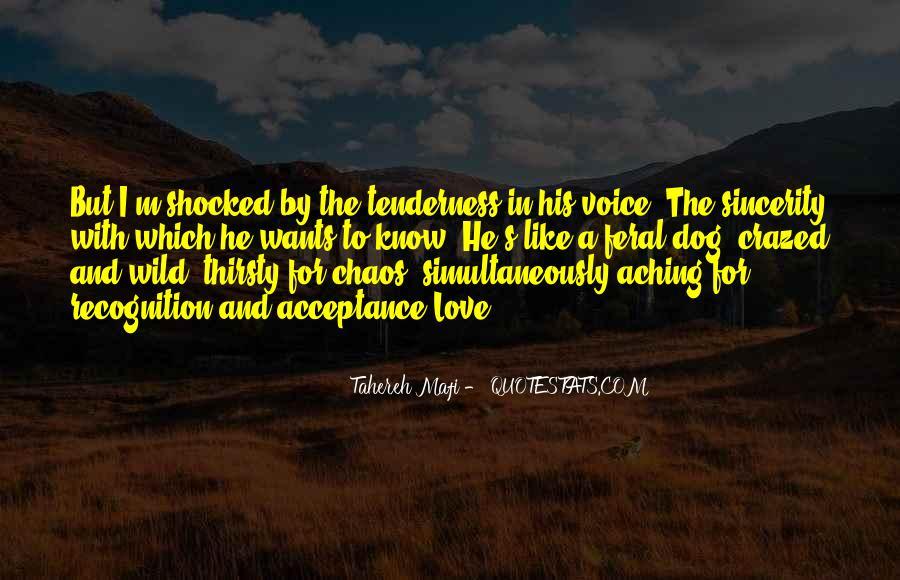 Tahereh Mafi Quotes #37660