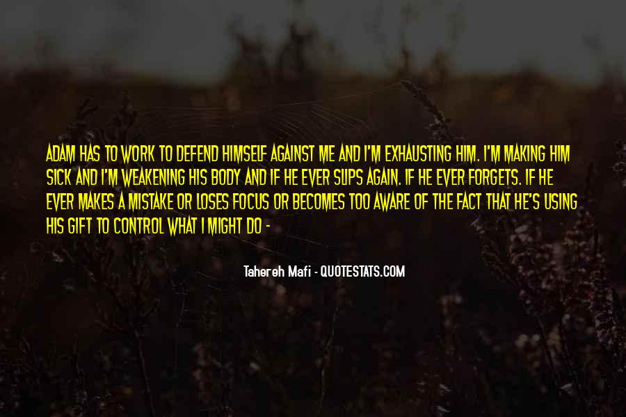 Tahereh Mafi Quotes #82562