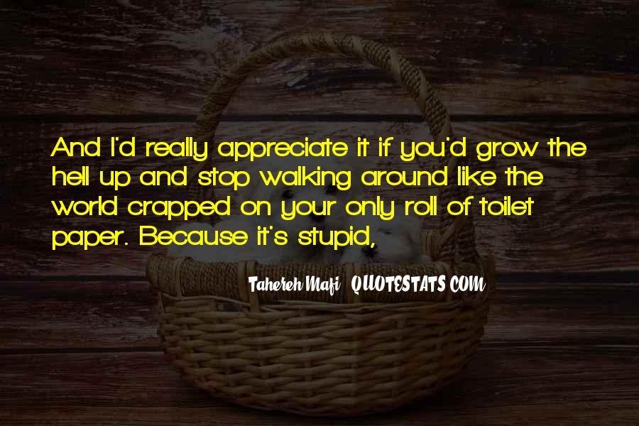 Tahereh Mafi Quotes #93556