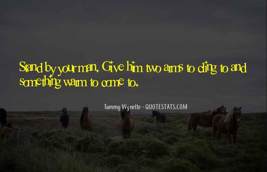 Tammy Wynette Quotes #1808368