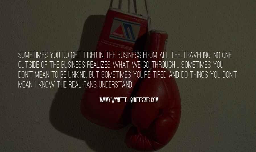 Tammy Wynette Quotes #707439