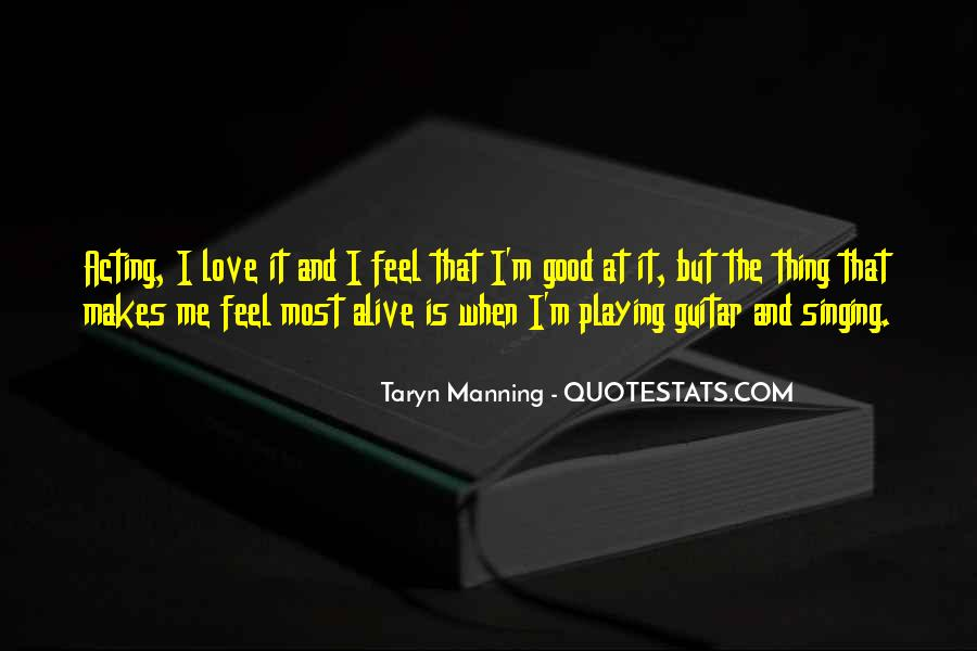 Taryn Manning Quotes #118266