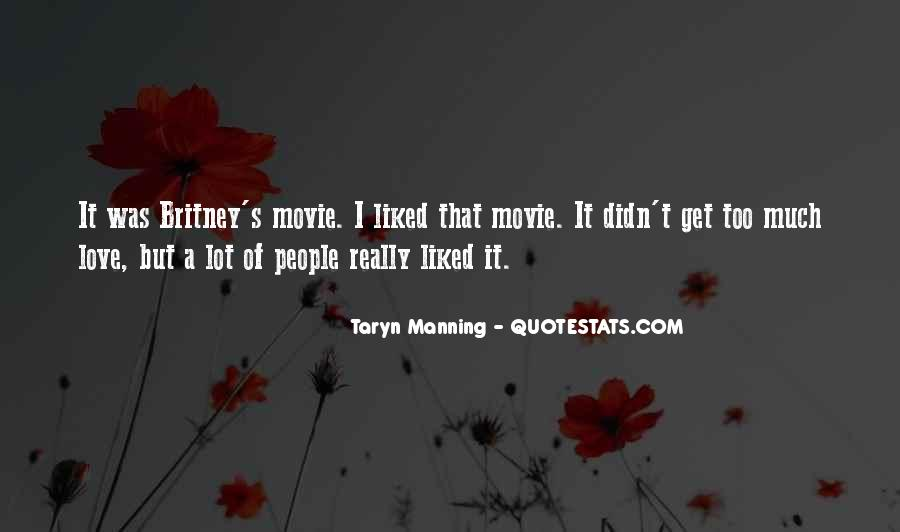 Taryn Manning Quotes #368727