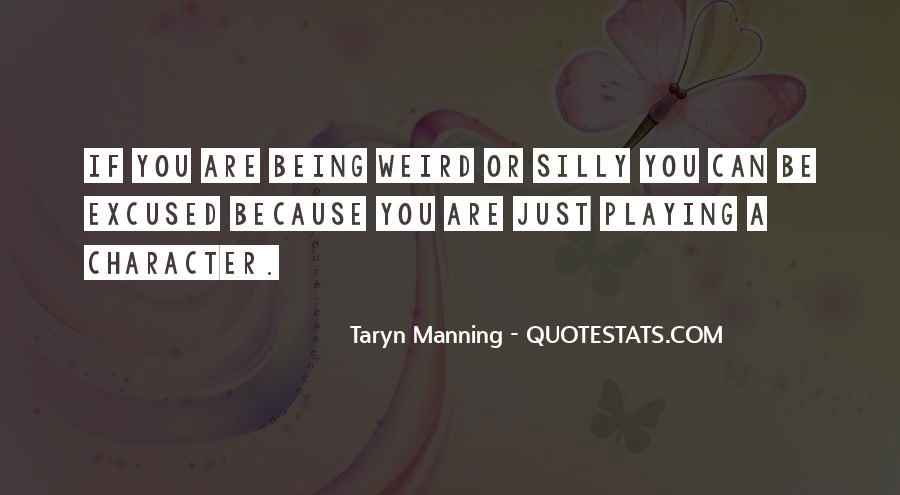 Taryn Manning Quotes #536237