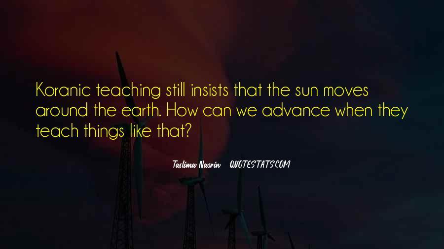 Taslima Nasrin Quotes #1079424