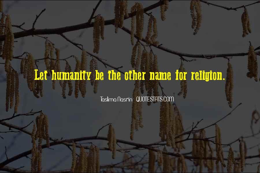Taslima Nasrin Quotes #1336272
