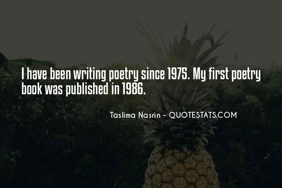 Taslima Nasrin Quotes #1464473