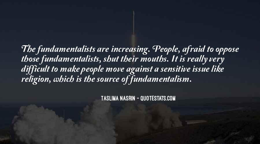 Taslima Nasrin Quotes #1528793
