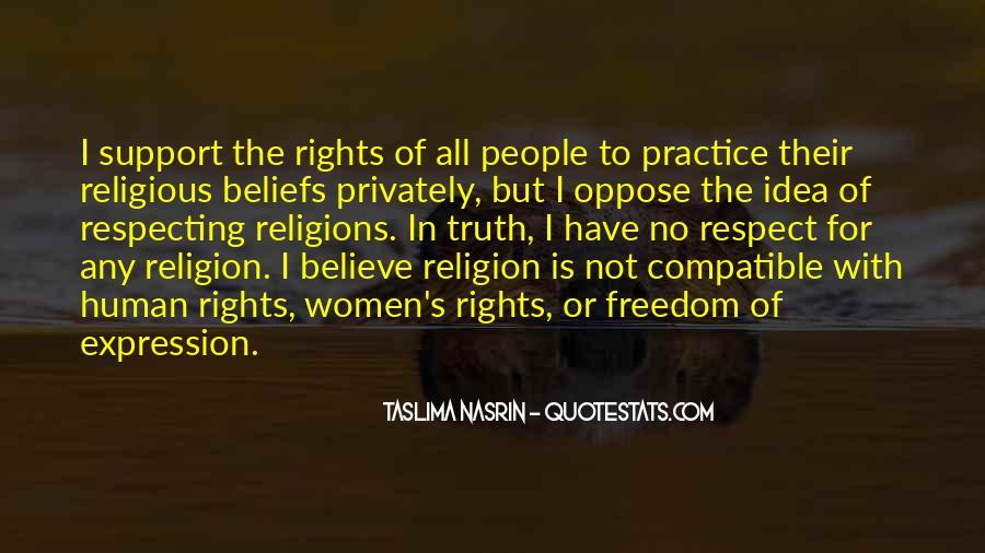 Taslima Nasrin Quotes #1821418