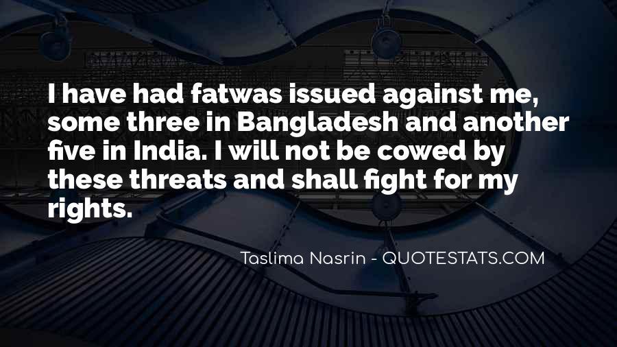 Taslima Nasrin Quotes #264491