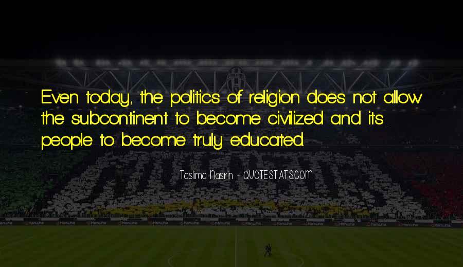 Taslima Nasrin Quotes #354854