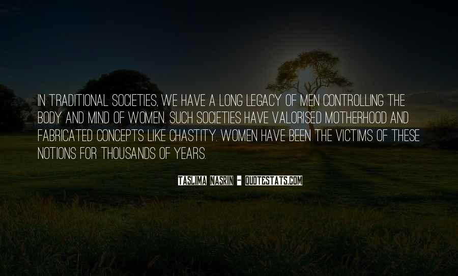 Taslima Nasrin Quotes #852093