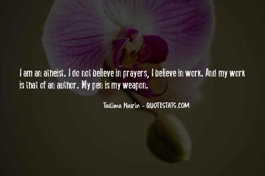 Taslima Nasrin Quotes #940631