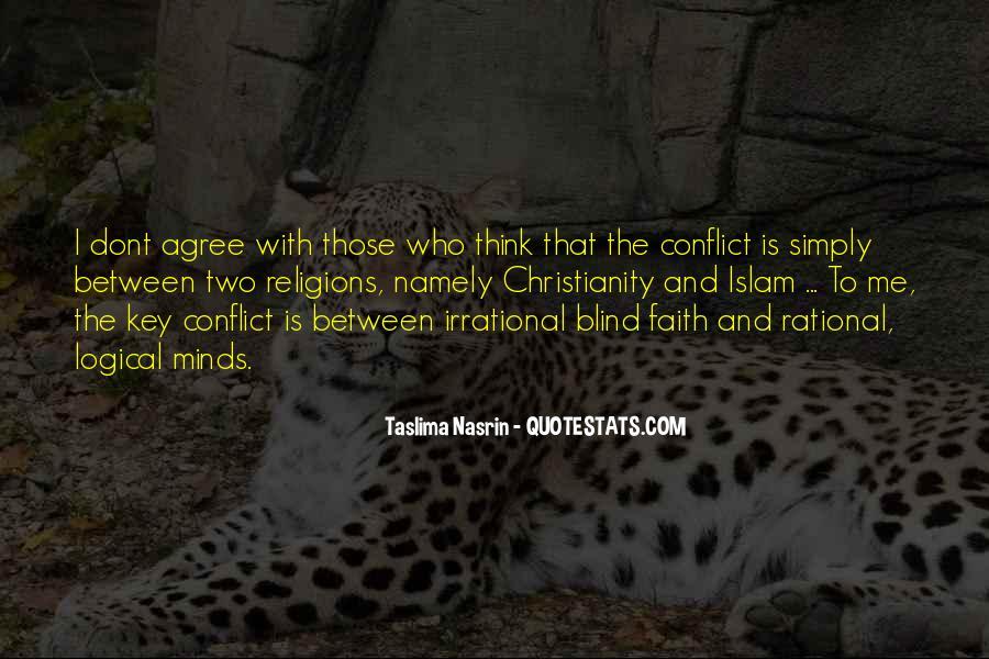 Taslima Nasrin Quotes #996694