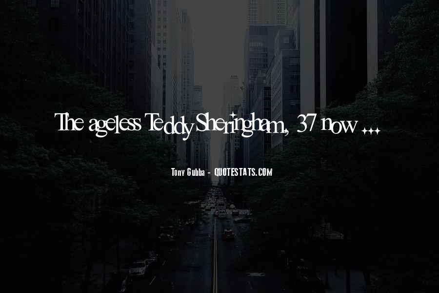 Teddy Sheringham Quotes #1502241