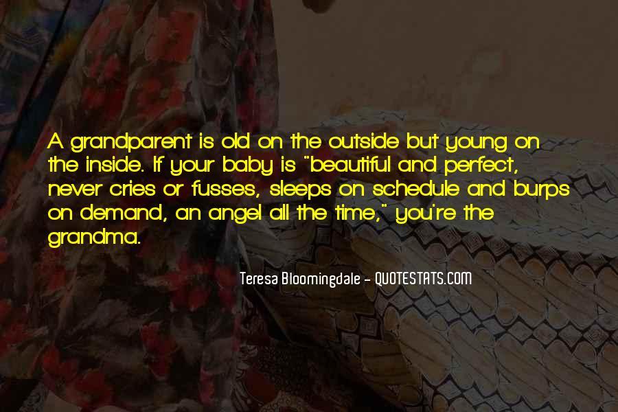 Teresa Bloomingdale Quotes #1255732