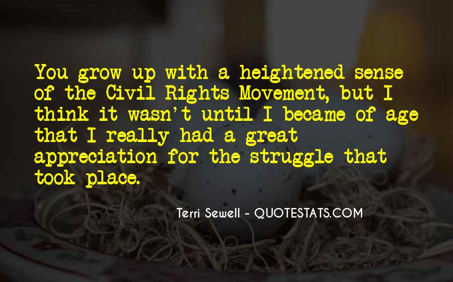 Terri Sewell Quotes #1350277