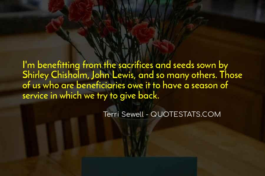 Terri Sewell Quotes #366763