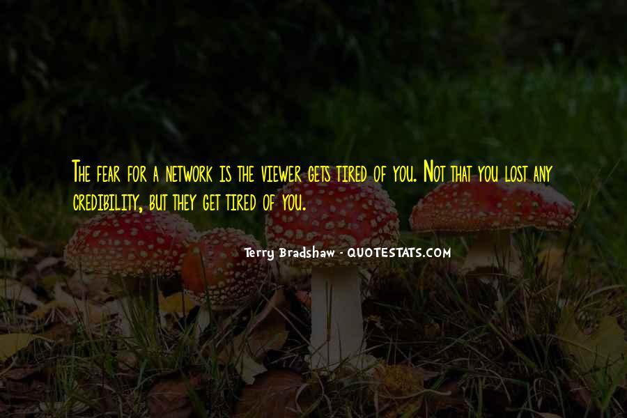 Terry Bradshaw Quotes #1035686