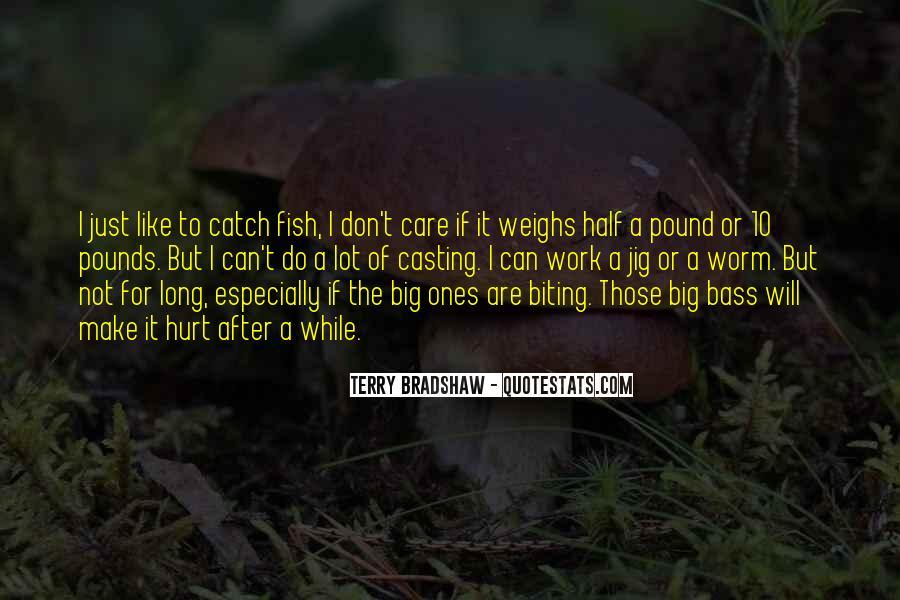 Terry Bradshaw Quotes #1100678