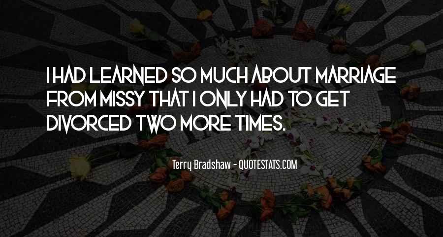 Terry Bradshaw Quotes #1124909