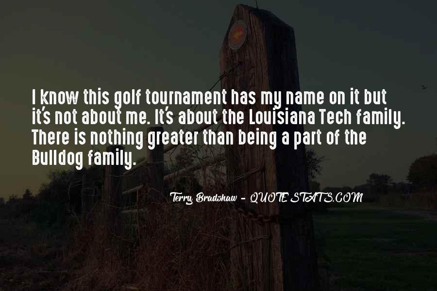 Terry Bradshaw Quotes #121911