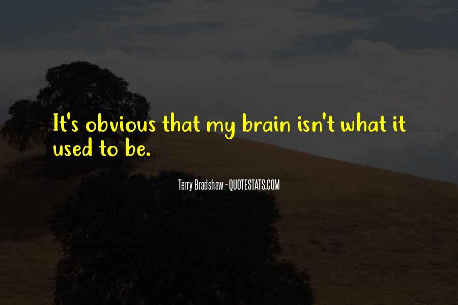 Terry Bradshaw Quotes #126974