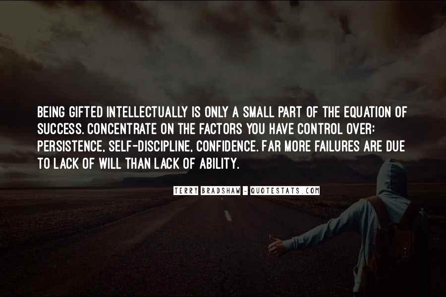 Terry Bradshaw Quotes #1333345
