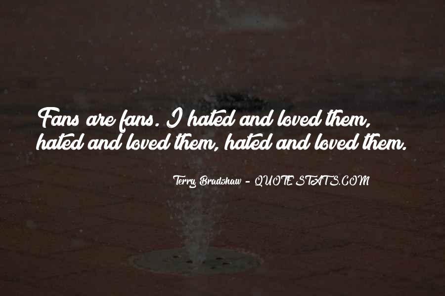 Terry Bradshaw Quotes #1423417