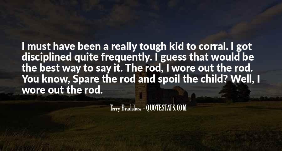 Terry Bradshaw Quotes #1456727
