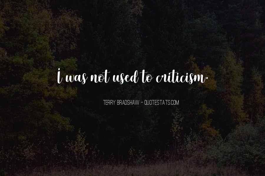 Terry Bradshaw Quotes #1787887