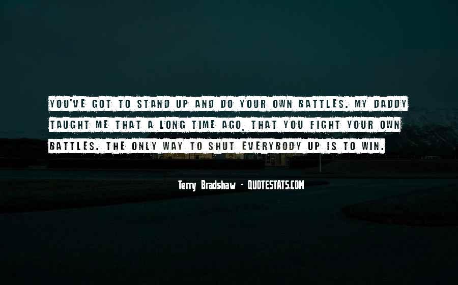 Terry Bradshaw Quotes #598617