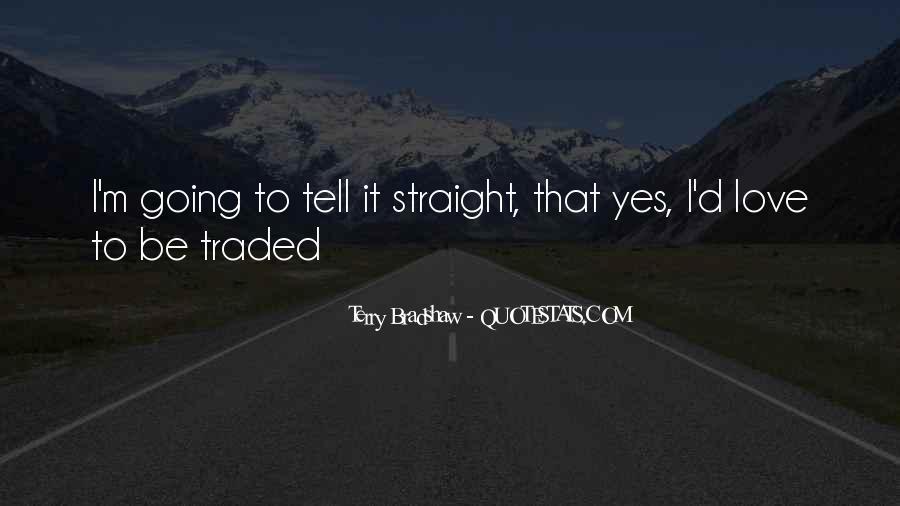 Terry Bradshaw Quotes #626329