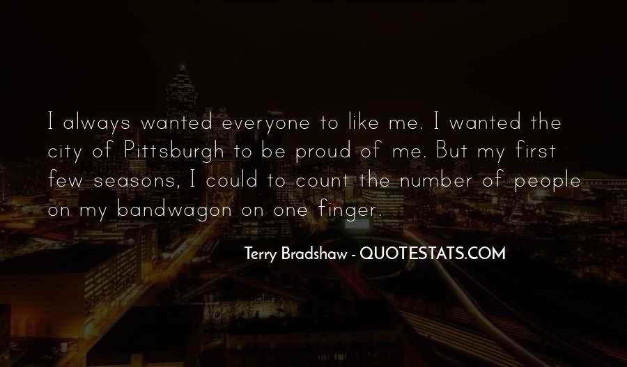 Terry Bradshaw Quotes #661367