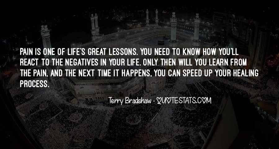 Terry Bradshaw Quotes #72923