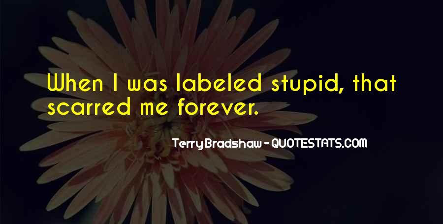 Terry Bradshaw Quotes #991442