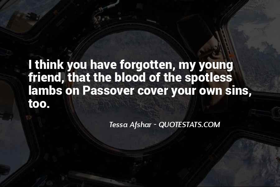 Tessa Afshar Quotes #1117973