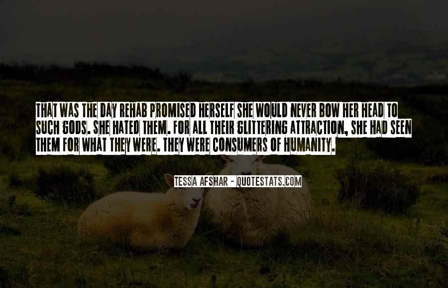 Tessa Afshar Quotes #1371631