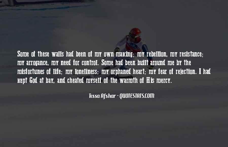 Tessa Afshar Quotes #839745